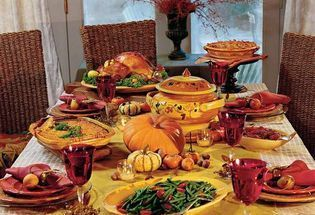 Awesome Thanksgiving Food Events
