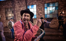 Thumbnail for Party in the Streets: Fat Tuesday in Deep Ellum