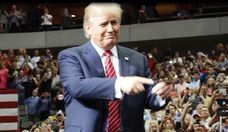 Donald Trump Stumps in Dallas