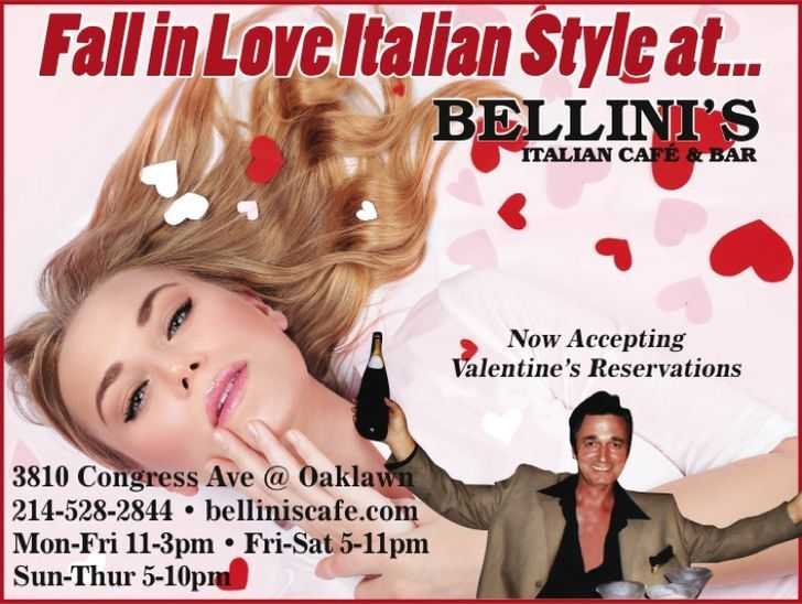 Bellini's Italian Cafe And Pizza