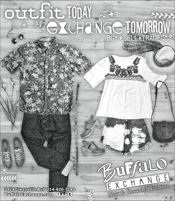 Buffalo Exchange-Retail