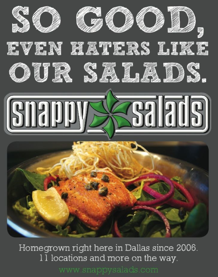 Snappy Salads