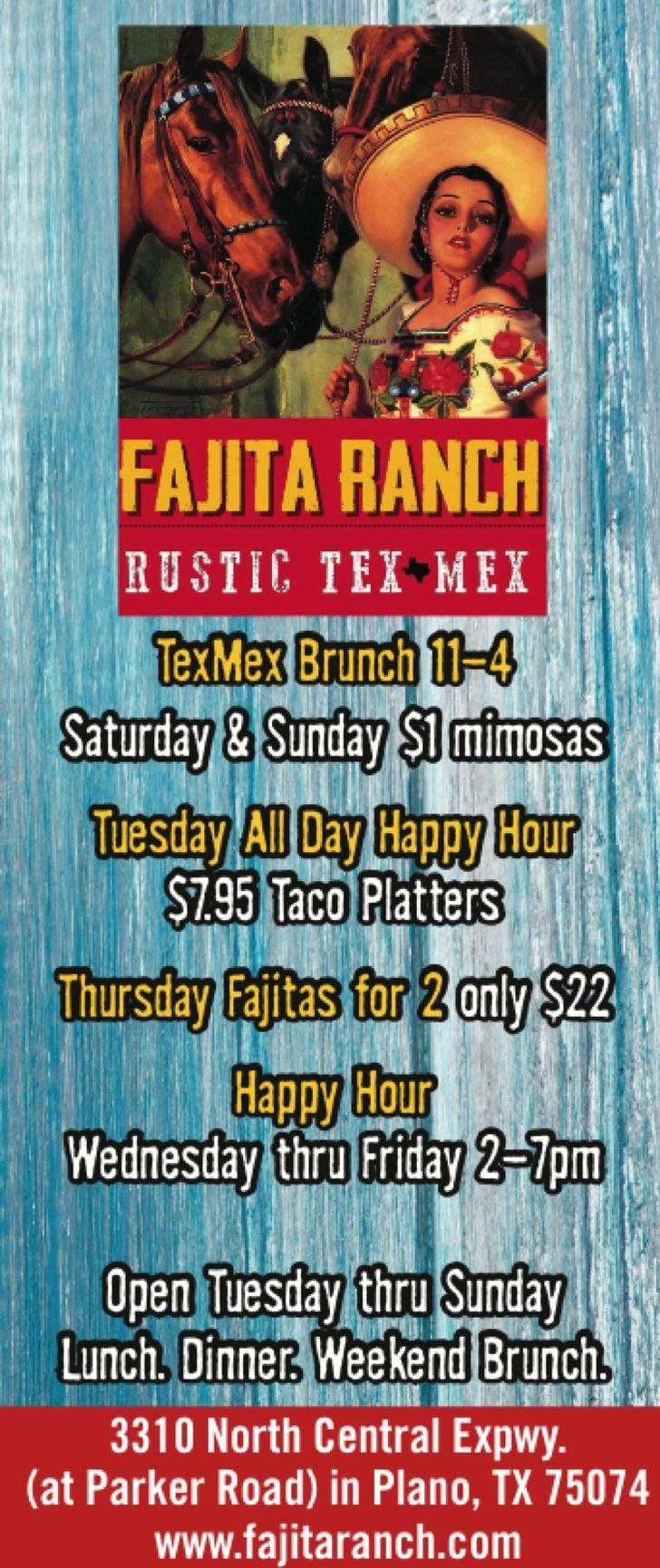 Cuellar's Fajita Ranch
