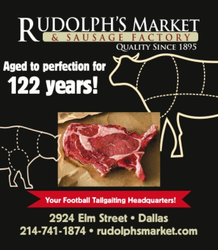 Rudolph's Meat Market