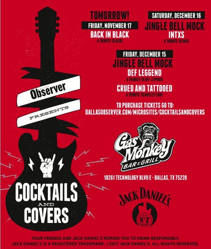 Cocktails & Covers