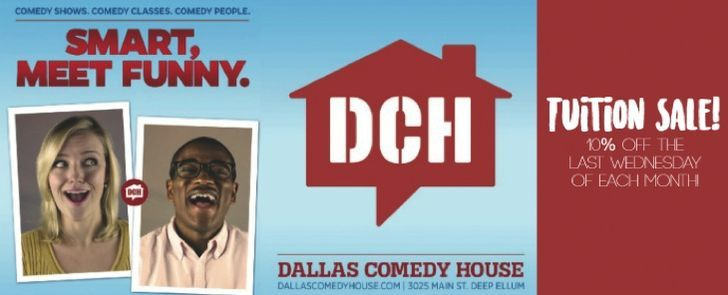 Dallas Comedy House