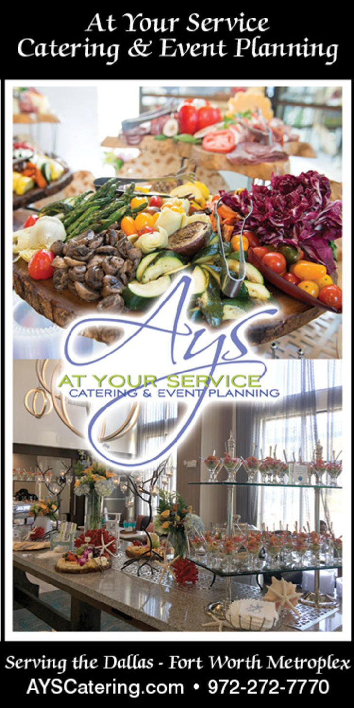 At Your Service Catering