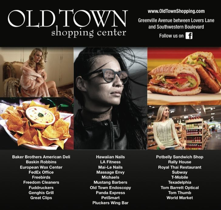 Old Town Shopping Center