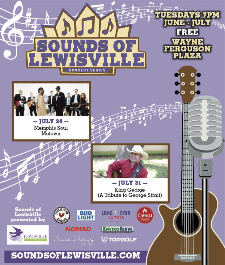 Sounds of Lewisville
