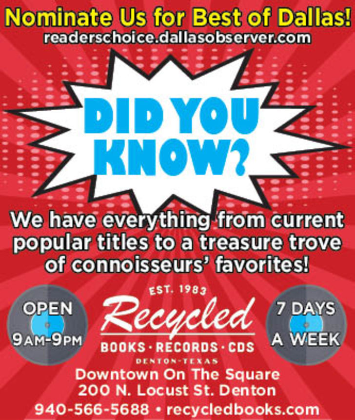 Recycled Books Records Cd