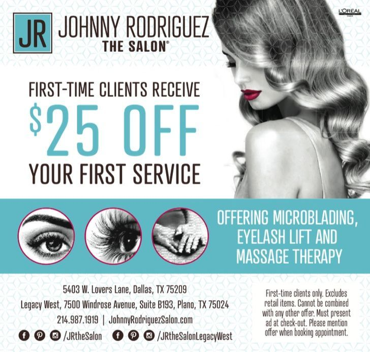 Johnny Rodriguez The Salon