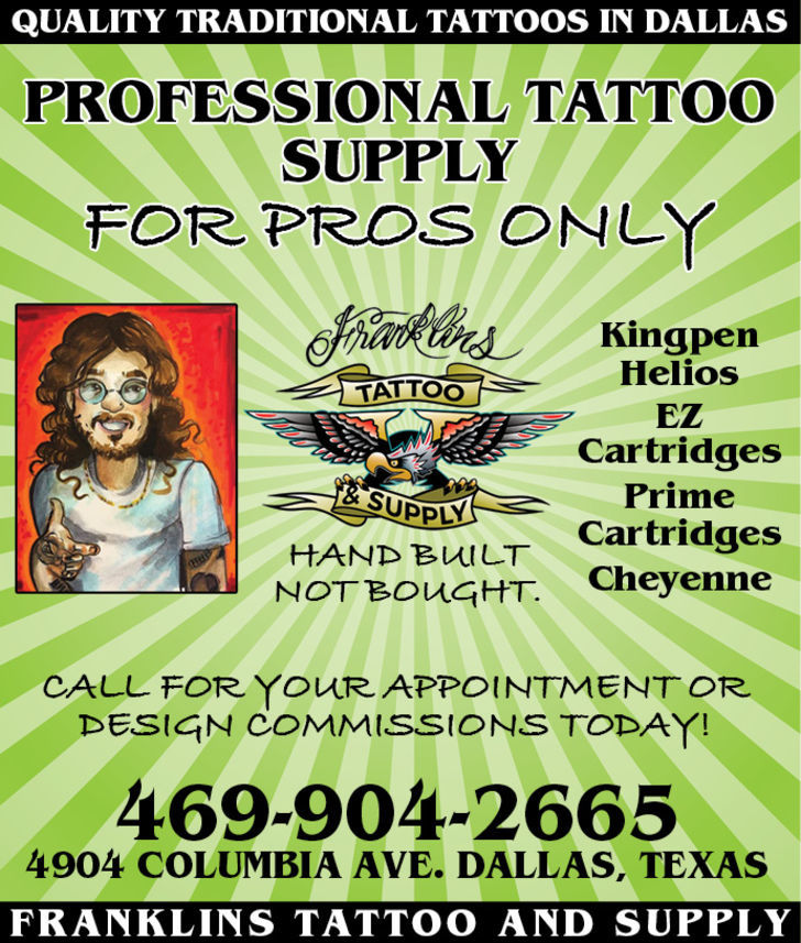 Franklins Tattoo and Supply