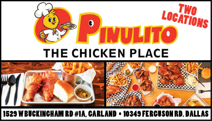 Pinulito Fried Chicken