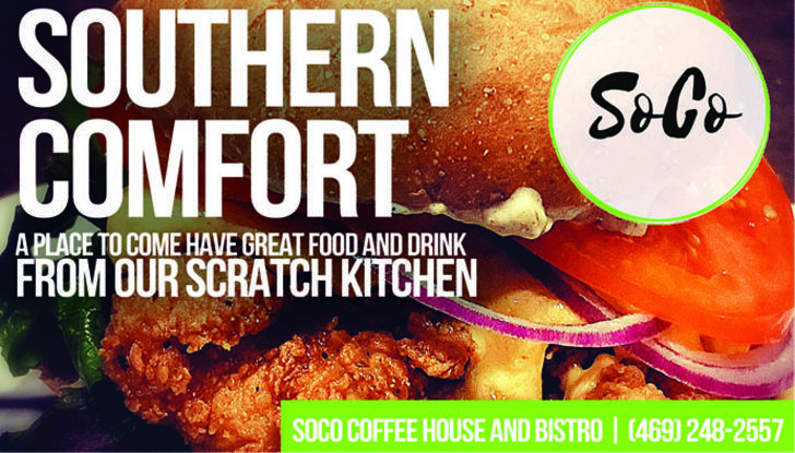SoCo Coffee House and Bistro