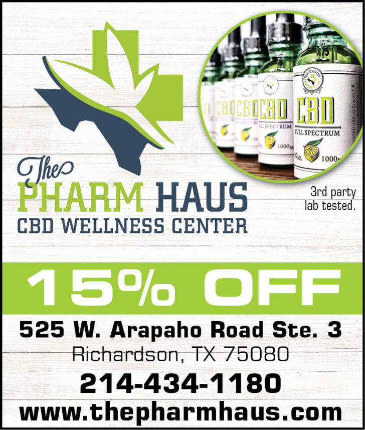 The Pharm Haus CBD