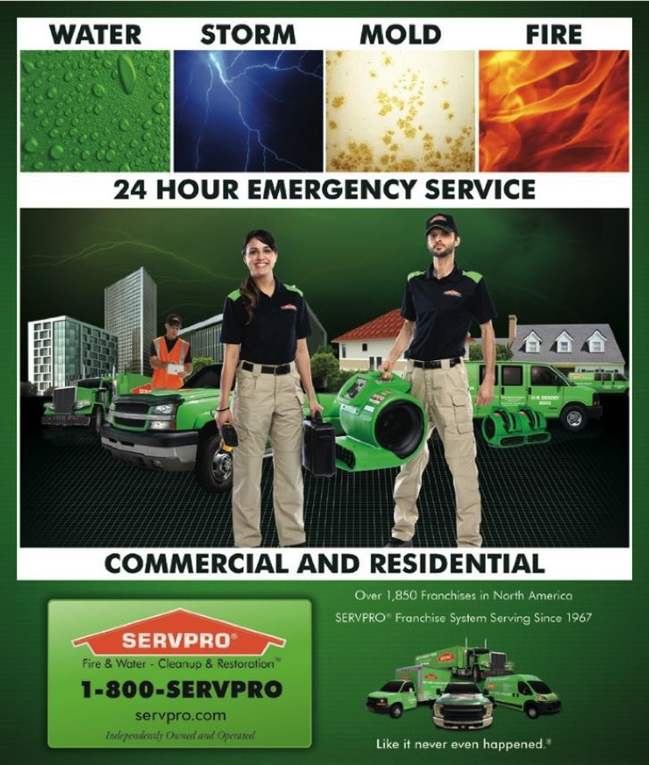 ServPro of Park Cities / North Garland
