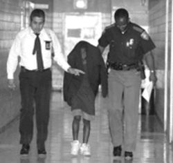 "Debrow was a 4-foot-8, 79-pound kid when he was arrested in 1991. President George H. Bush singled out the young convicted killer in a speech, calling his case ""truly horrifying."""