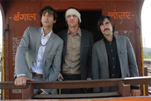 Yeah, sure, we guess Adrien Brody, Owen Wilson and Jason Schwartzman look like brothers.