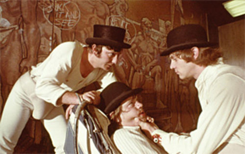 A Clockwork Orange's ultraviolence gets a welcome makeover.
