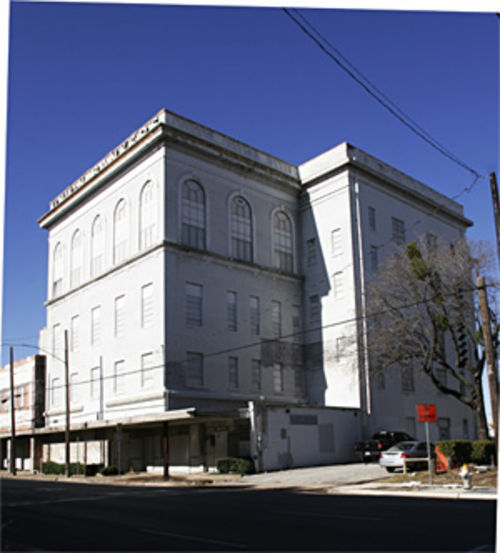 The Knights of Pythias Temple today