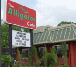 The Alligator Cafe