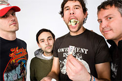 Eat or get eaten, Propagandhi.  Eat or get eaten.