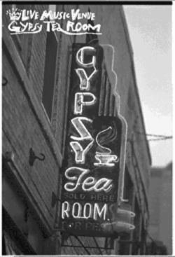 Live Music Venue: Gypsy Tea Room
