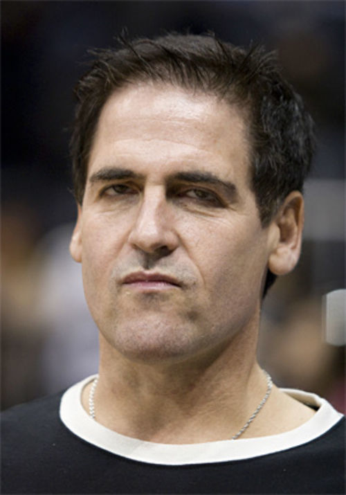 Mark Cuban's ban on bloggers drew the ire of the NBA.