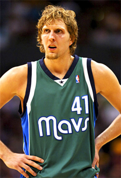 Mavs superstar Dirk Nowitzki on the trading block? Don't bet on it.