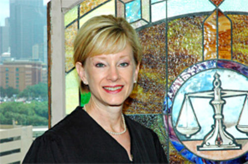Beginning June 21, Judge Lana Myers will preside over an innovative specialty court handling habitual hookers.