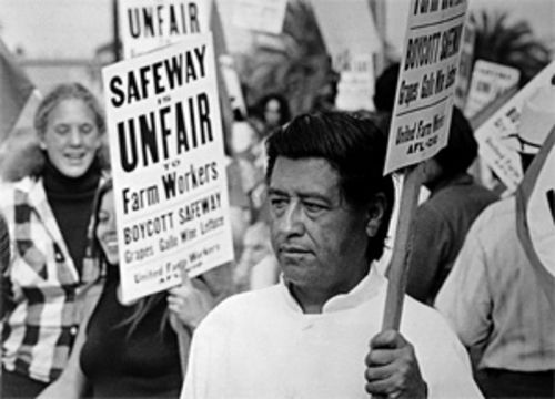"César Chávez did not earn his name or his place in history by seeking ""accommodation."""
