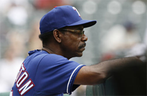 Second verse,same as the first: Ron Washington needs to come up with a new quote—and a couple of pitchers.