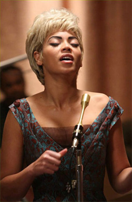 Beyoncé Knowles sounds nothing like Etta James, and Cadillac Records is nothing like factual.