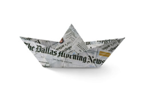 The Dallas Morning News has floated all its hopes and credibility on a rosy view of the Trinity River project.