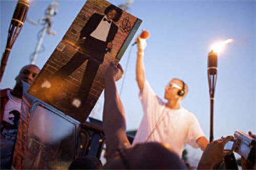 The King of Pop was celebrated in Duncanville last Thursday night.