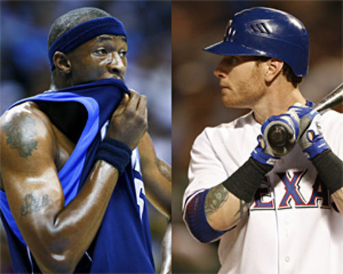 Josh Howard's transgressions didn't compare to Josh Hamilton's. So why were are willing to forgive the outfielder?