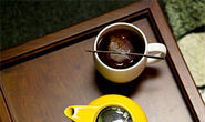 Tea Thyme & Tisane offers a taste of '70s small-town  Texas--and a big helping of 2009 Internet promotion