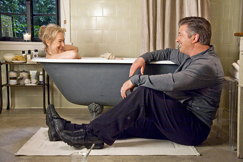 Love among the ruins: Meryl Streep and Alec Baldwin in It's Complicated