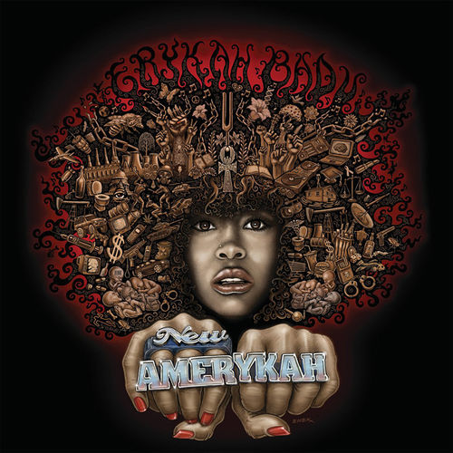 Erykah Badu, New Amerykah Pt. 1: 4th World War