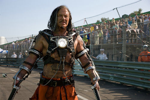 Nothing can stop Iron Man from becoming a franchise—not even Tony Stark's nemesis Ivan Vanko (Mickey Rourke).