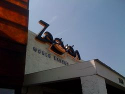 Zaguan World Bakery & Cafe