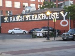 Y.O. Ranch Steakhouse