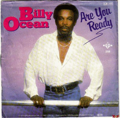 Ladies' man Billy Ocean is ready for some miracle loving.