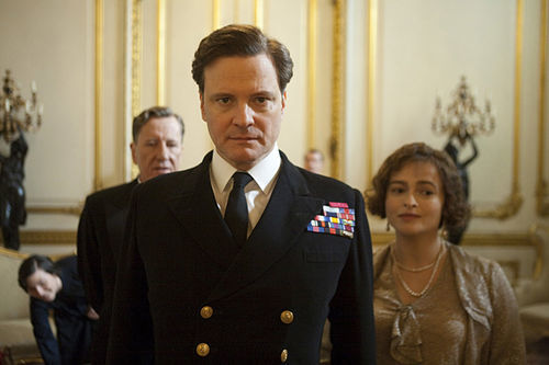 Geoffrey Rush, Colin Firth and Helena Bonham Carter ready to wage war with words