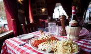 Kenny's Italian Kitchen: Big Prices, Big Portions, Big Bore