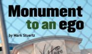 Monument to an ego