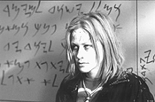 "For starring in Stigmata, Patricia Arquette was forced to stay after school and write ""I am not the devil"" on the blackboard one million times."