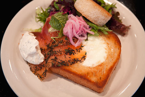 House-cured fish and meats are Crossroads' ace in the hole.
