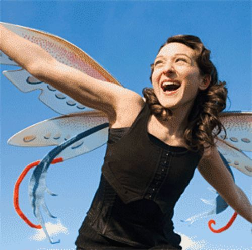 Shara Worden takes flight as My Brightest Diamond.