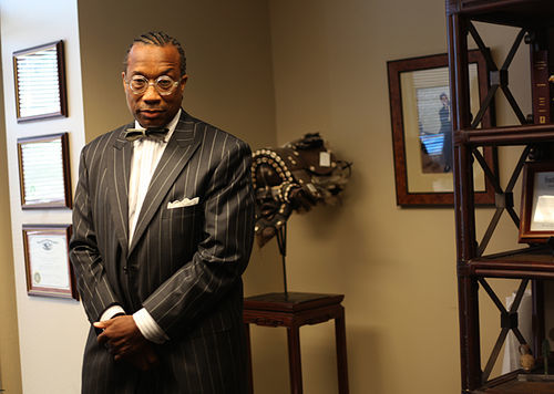 John Wiley Price bought the land for $150,000. Or did he?